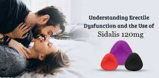 Does Sidalis 120mg Help Men Tackle Erectile Dysfunction? - Viagrameds.com
